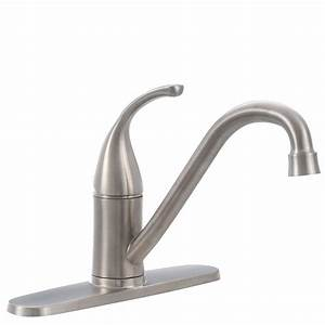 Glacier Bay Single Handle Kitchen Faucet Leaking  U2013 Wow Blog