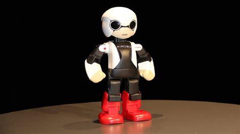 Toyota Robot by Toyota Unveils Kirobo Mini Companion Robot For Weary