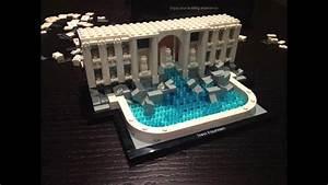 Lego Fontana di Trevi - YouTube