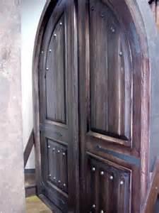 Arch Top Rustic Doors