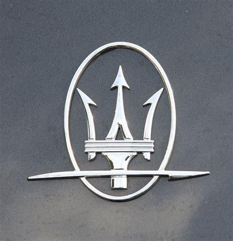 maserati trident car maserati logos de voitures and voitures on pinterest