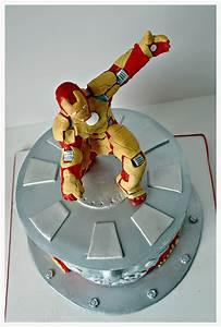 Iron Man 3 - CakeCentral com