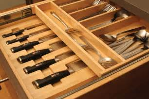 how to store kitchen knives cardinal kitchens baths storage solutions 101 cultery storage