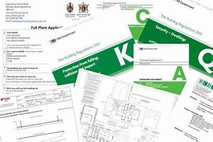 building regulations applications With approved documents building control