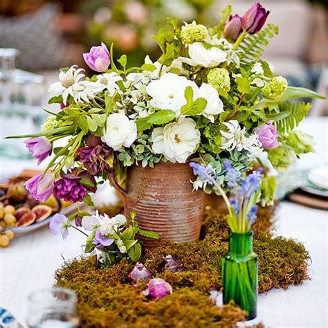 garden ideas garden theme centerpieces and