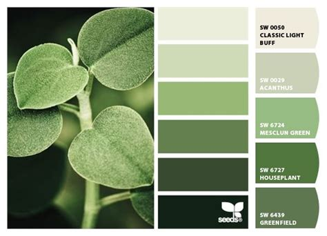 17 best ideas about green color schemes on pinterest