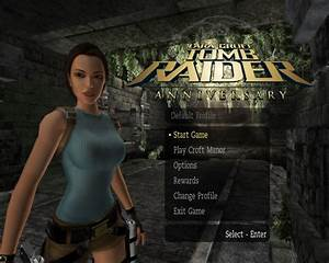 Tomb Raider Anniversary Lara Croft | www.imgkid.com - The ...
