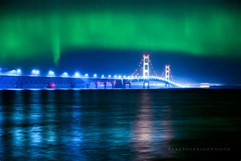 northern lights in michigan magical destinations to the northern lights in
