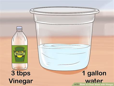How to Clean Walls with Vinegar 14 Steps (with Pictures
