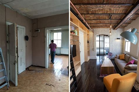 apartment makeover    building
