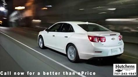 Hutchens Chevrolet Newport News Va by Newport News Va Lease Or Buy 2014 2015 Chevy Malibu Ltz