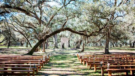 tampa bay floridas prettiest ranch outdoor wedding venue