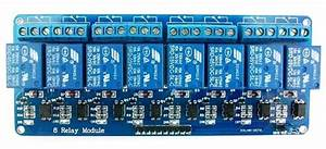 Wiring 8 Channel Optocoupler Relay Module