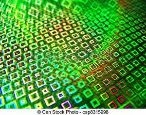 Stock Illustration of Acid rave festive background Acid