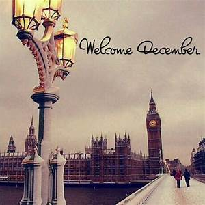 Welcome December Pictures, Photos, and Images for Facebook ...