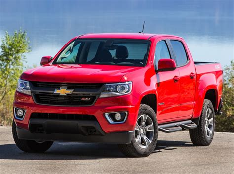 chevrolet colorado    engine  speed