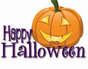 Cute Happy Halloween Clipart – Festival Collections