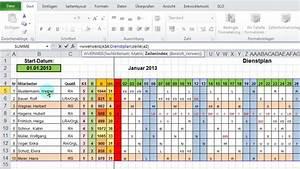 Excel Tage Aus Datum Berechnen : excel monats bersicht aus jahres dienstplan ausgeben per wverweis youtube ~ Themetempest.com Abrechnung