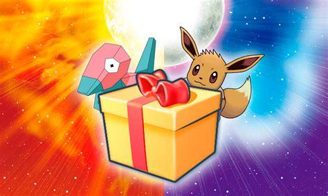 pokemon de regalo guia pokemon sol  luna