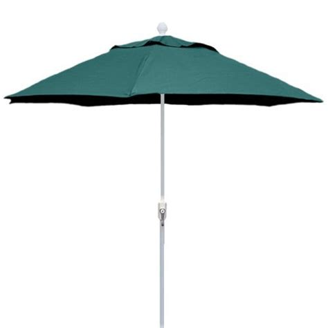 Walmart Patio Umbrella by Fiberbuilt 7 5 Ft Aluminum Patio Umbrella Walmart