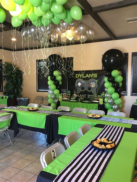 video game party party ideas   xbox party video