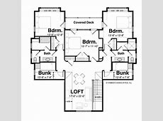 House plans with second floor loft House design plans