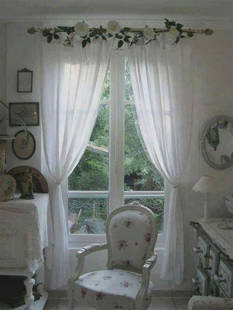 Gardinen Shabby Chic by 25 Best Ideas About Shabby Chic Curtains On