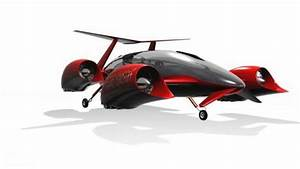 FLYING HOUSE: Flying Cars Lead to Flying Houses Stylistically