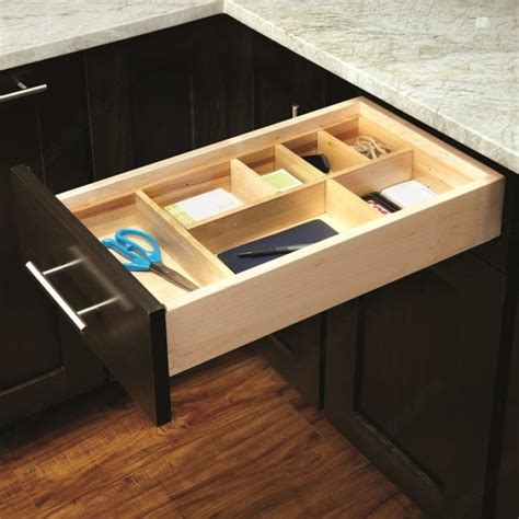 Wood Drawer Divider Kit  Richelieu Hardware