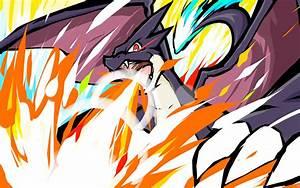 Shiny Mega Charizard Y | Overheat by ishmam on DeviantArt