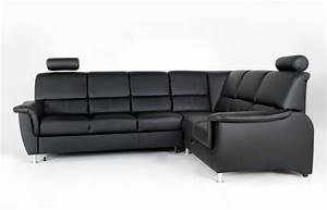 Canapé D Angle Convertible Confortable : canape d 39 angle convertible angle droit san diego noir ~ Melissatoandfro.com Idées de Décoration
