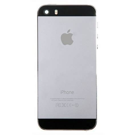 how to backup iphone 5s iphone 5s back cover in space grey iphone 5s iphone parts