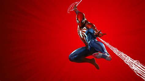 Wallpaper Spider-man, Playstation 4, 2018, 4k, 8k, Games