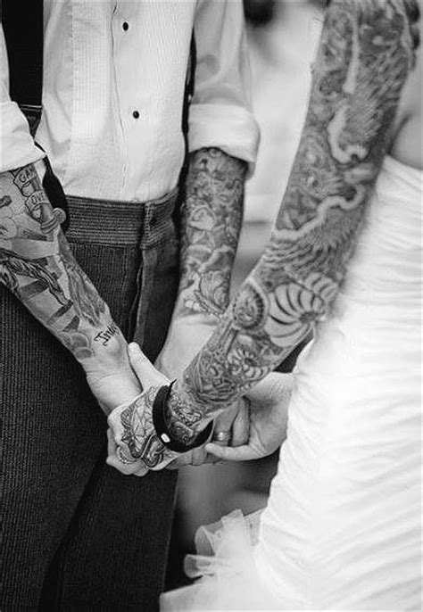 tattooed couple on Tumblr