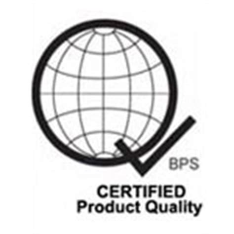 bureau of product standards three panther products now ps quality certified