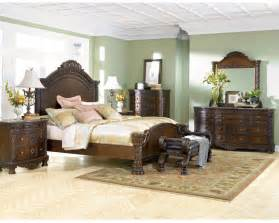 bedroom furniture discounts ashley north shore 6 piece