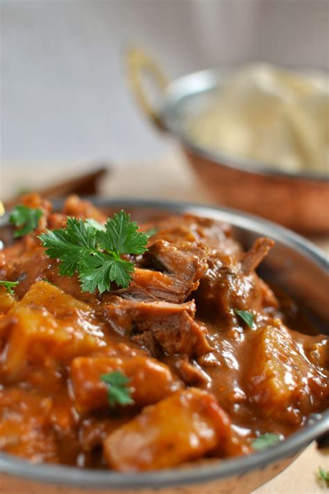 curry beef indian slow cooked