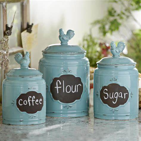 Kitchen Canister Set by Kitchen Canisters Designs For Modern Living Buungi