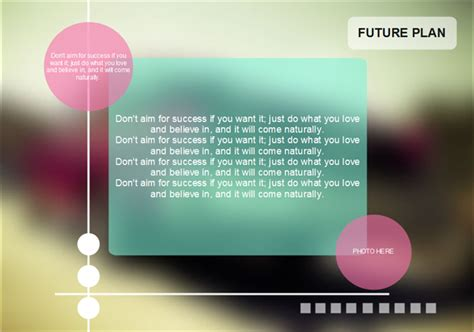 Customizable Business Plan Presentation Templates
