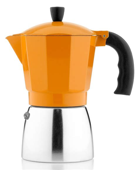 Use your stainless steel stovetop espresso maker to make fresh espresso and create these delicious coffee drinks. IMUSA Espresso Maker, 6 Cup - Cookware - Kitchen - Macy's | Espresso, Espresso maker, Coffee