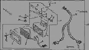 John Deere 4055 Wiring Schematic : side lamp tractor john deere 4455 tractor 4055 4255 ~ A.2002-acura-tl-radio.info Haus und Dekorationen