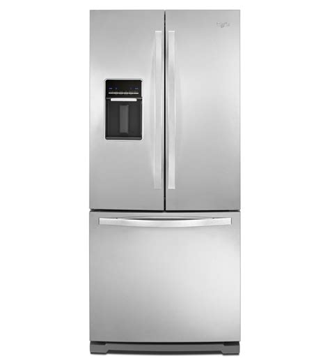 30inch Wide French Door Refrigerator with Exterior Water