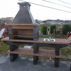 Prix D Un Barbecue : barbecue pierre brico depot ~ Premium-room.com Idées de Décoration