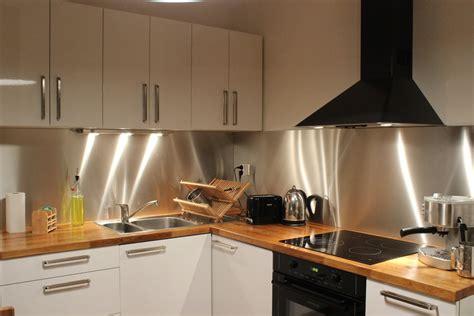 autocollant pour cuisine inox autocollant pour cuisine maison design bahbe com