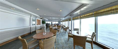 Food And Dining On Board Ventura  P&o Cruises
