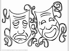 Greek theatre coloring pages Coloring Pages for Free