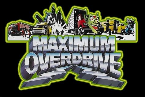 Maximum Overdrive (1986) | Rivers of Grue