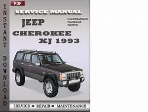 Jeep Cherokee Xj 1993 Service Repair Manual
