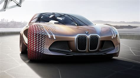 revealed  bmw vision   concept top gear