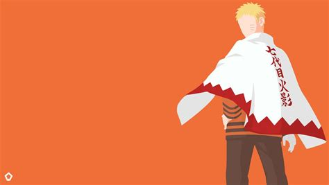 One Punch Man 4k Wallpaper Uzumaki Naruto Naruto Minimalist Wallpaper By Darkfate17 On Deviantart